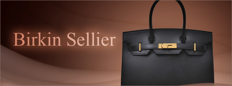 Hermes Birkin Sellier bag 30